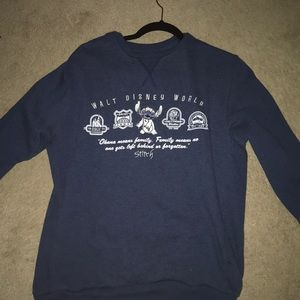 Disney Sweatshirt Stitch Size Medium